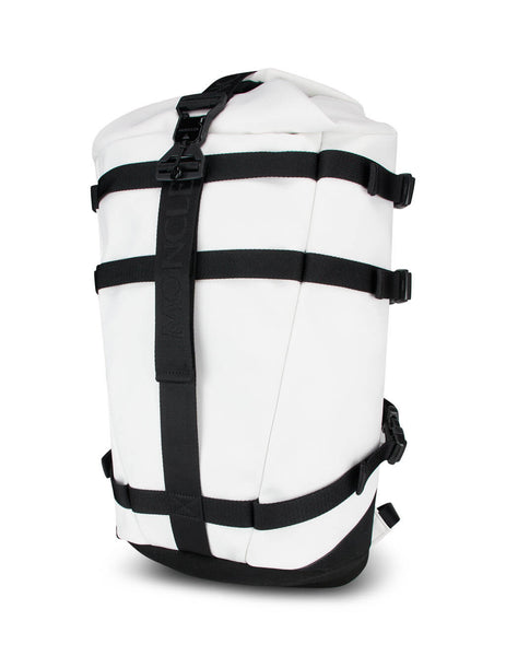 Moncler Men's Giulio Fashion White Argens Backpack 09A5A7031002SB8034