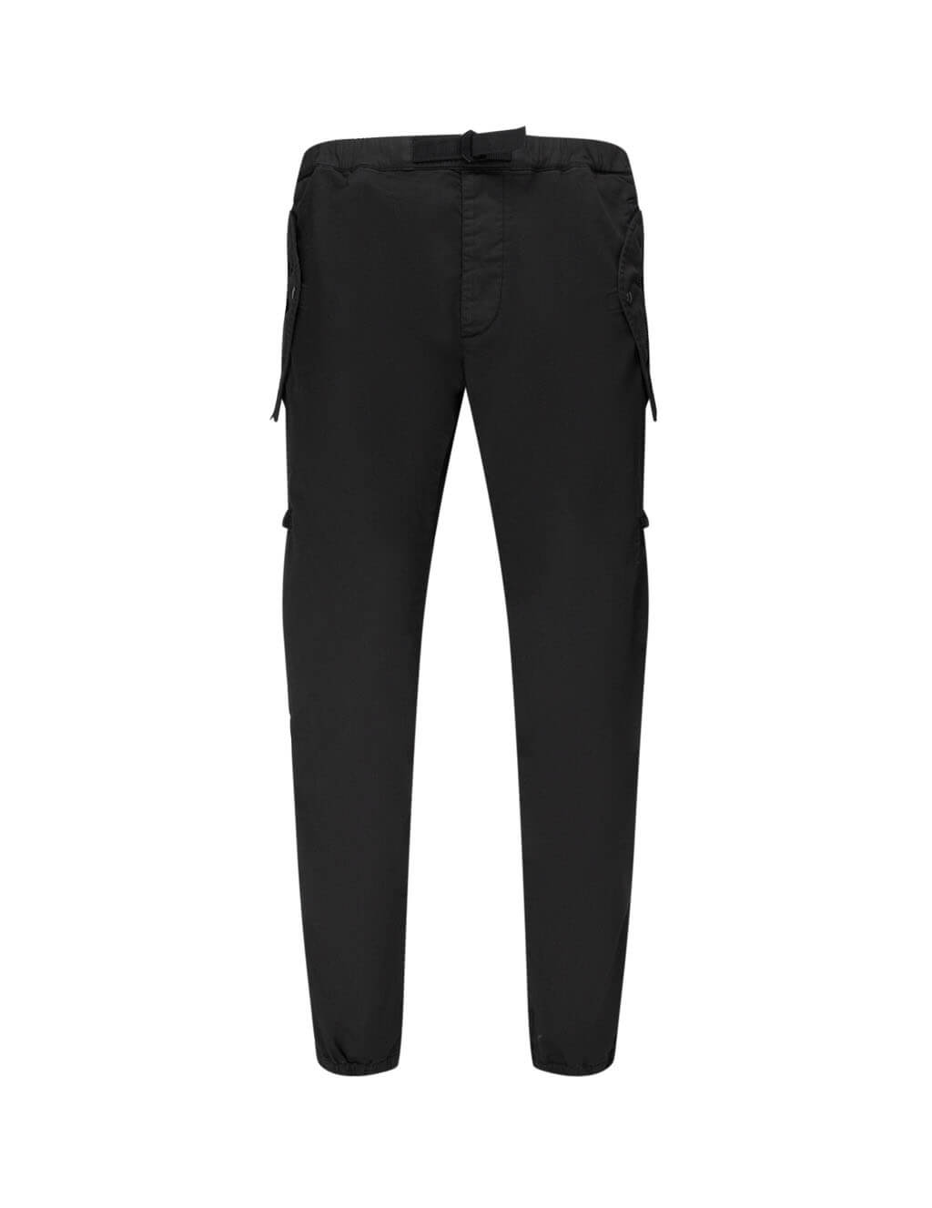 Moncler Men's Black Athletic Trousers 0912A7490057158999