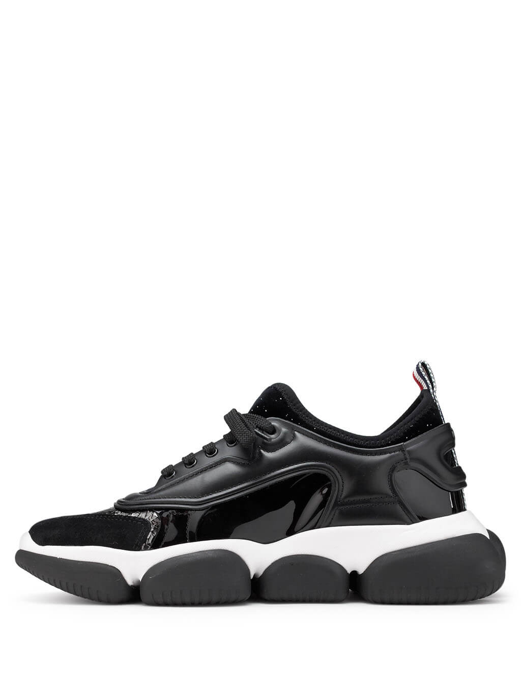 Moncler Women's Black Briseis Sneakers 205110001Am0999