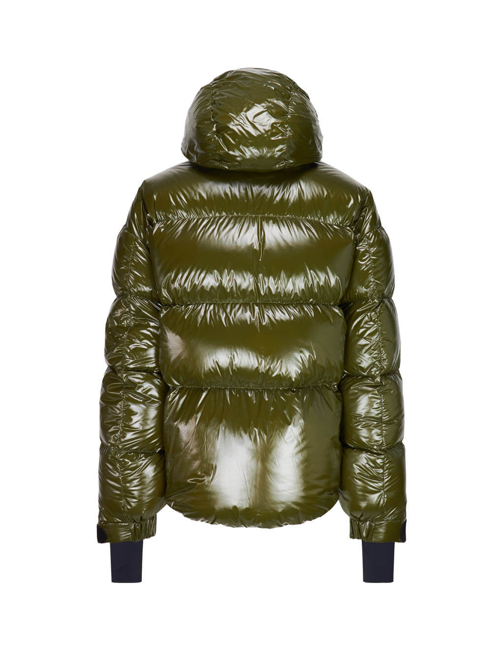 Moncler Grenoble Men's Green Bruil Field Jacket 0971B50700539FT81A