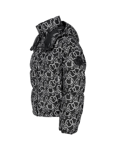 Moncler Women's Giulio Fashion Black DAOS Jacket 0931A5710054AQP990