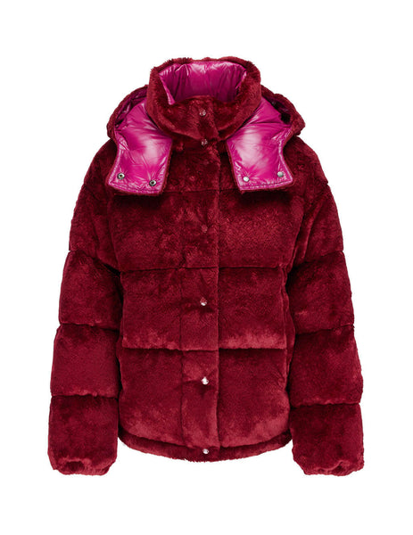 Women's Moncler Daos Jacket in Plum - 0931A5710054AQ1470