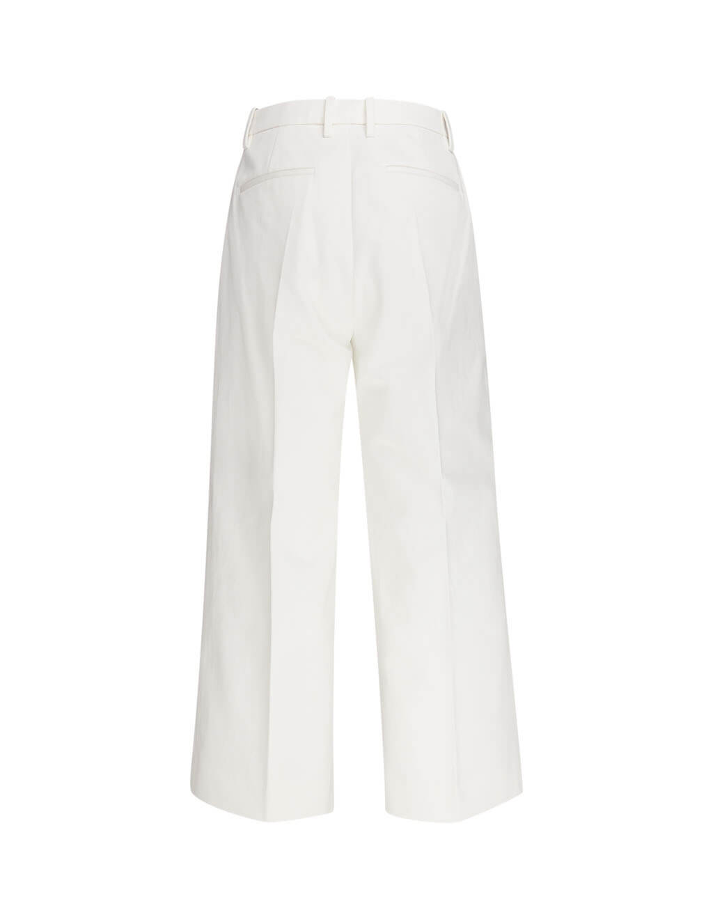 Moncler Women's Giulio Fashion Natural Formal Trousers 0932A70200V0064034