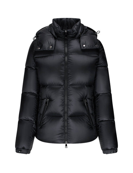 Moncler Women's Giulio Fashion Black Fourmi Jacket 0931A58600C0229999
