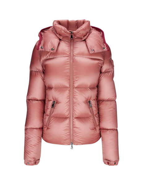 Women's Moncler Fourmi Jacket in Pink. 0931A58600C0229544