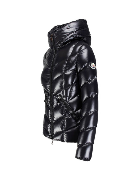 Moncler Women's Black Fulig Jacket 4691505C0065999