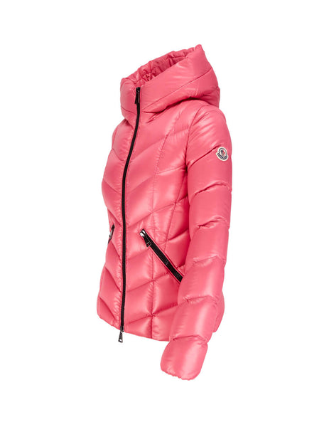 Moncler Women's Pink Fulig Down Jacket 4691505C0065417