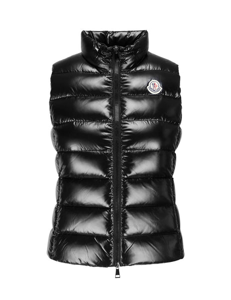 Moncler Women's Black Ghany Down Gilet 483040568950999