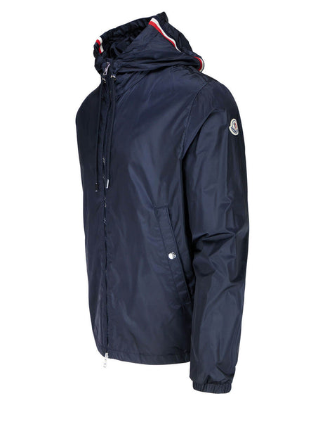 Men's Moncler Grimpeurs Jacket in Navy Blue - 0911A7370054155743