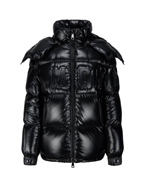 Women's Black Moncler Guernic Jacket 0931A52E4068991999