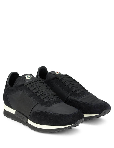 Moncler Men's Black Horace Sneakers 1019100019D2999