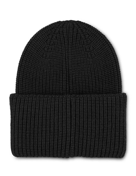 Moncler Women's Giulio Fashion Black Knitted Beanie 9963200A9122999