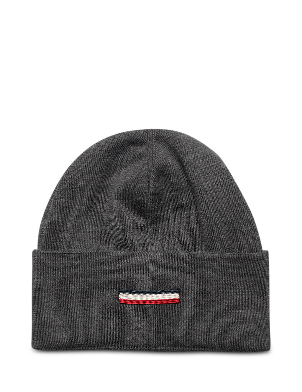 Moncler Men's Giulio Fashion Charcoal Knitted Beanie 0919Z73600A9526998
