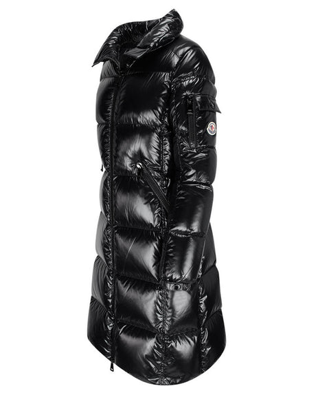 Moncler Women's Black Moyadons Coat 0931C56800C0064999