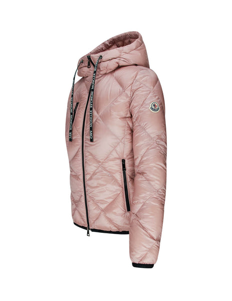 Moncler Women's Giulio Fashion Pink Oulx Jacket 0931A53600C0381510