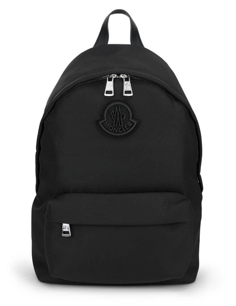Men's Moncler Pierrick Backpack in Black - 09A5A7040002STA999