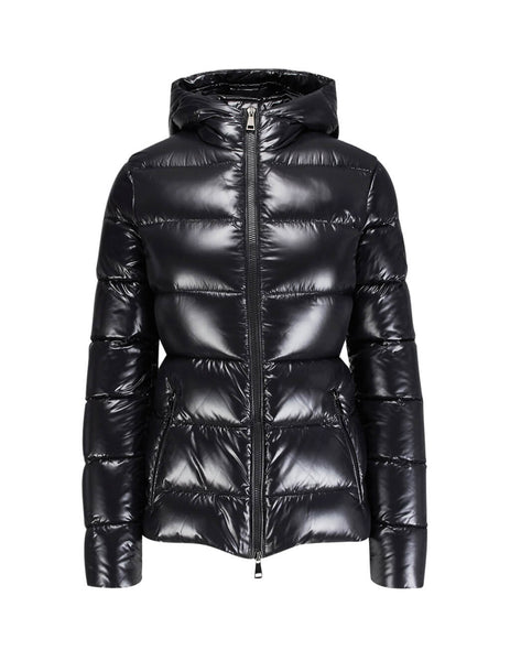 Moncler Women's Black Rhin Jacket 4693300C0064999
