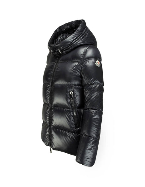 Moncler Women's Black Seritte Jacket 4696949C0151999