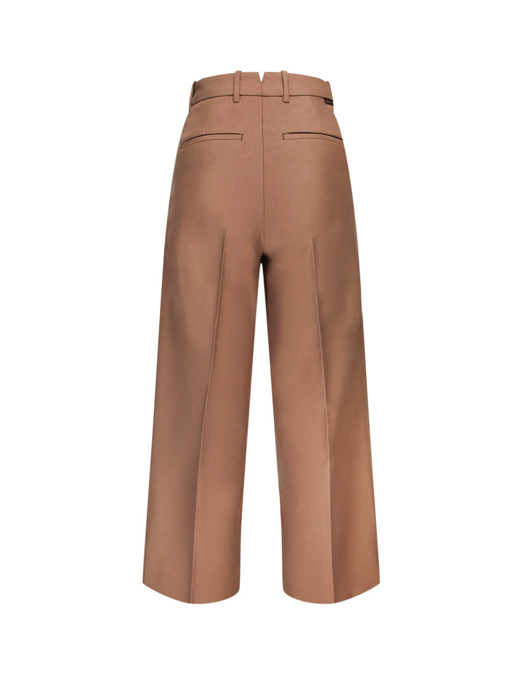 Moncler Women's Giulio Fashion Brown Straight Culottes 1500600A003827A