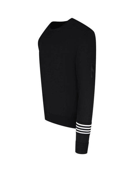 Band Sleeve Jumper