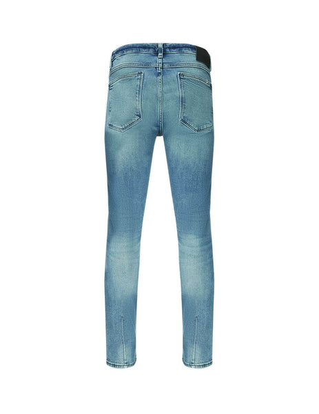 Men's Neuw Denim Iggy Skinny Jeans in Ceremony Blue 33555-2919