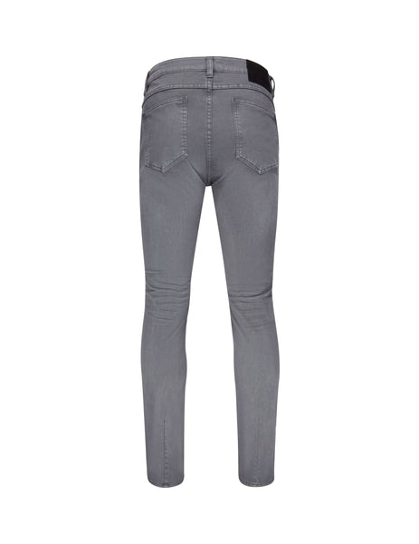NEUW Denim Men's Giulio Fashion Grey Iggy Skinny Jeans N331344395