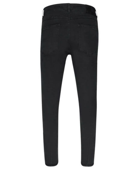 Men's Neuw Denim Rebel Skinny Jeans in Eternal Black - N32366-2779