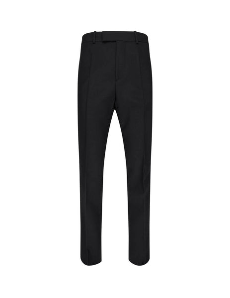 mens oamc bleach trousers in black OAAM300533OR201500-001