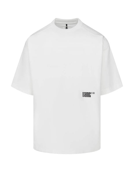 Men's OAMC Daido T-Shirt in Off White. OAMR701182OR247608A101