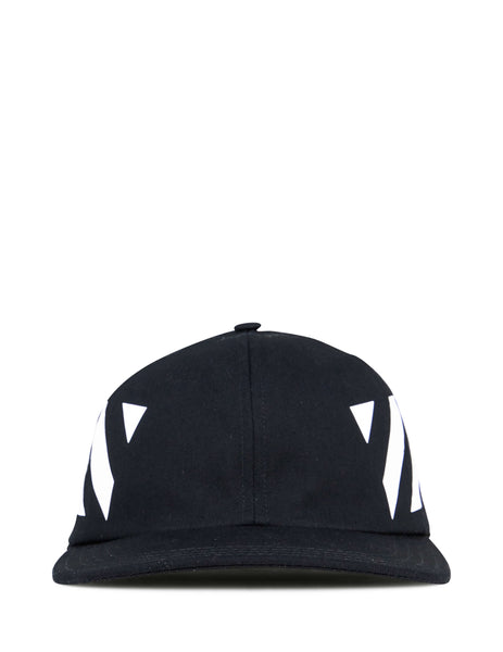 Off-White Diag Cap Black OMLB008R194000321001 Men's Giulio Fashion