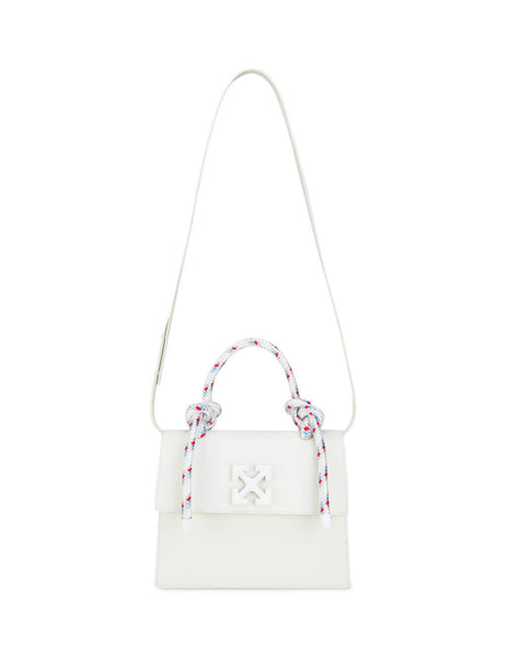 Off-White Women's White Gummy Jitney 2.8 Bag OWNA090R20H000680100