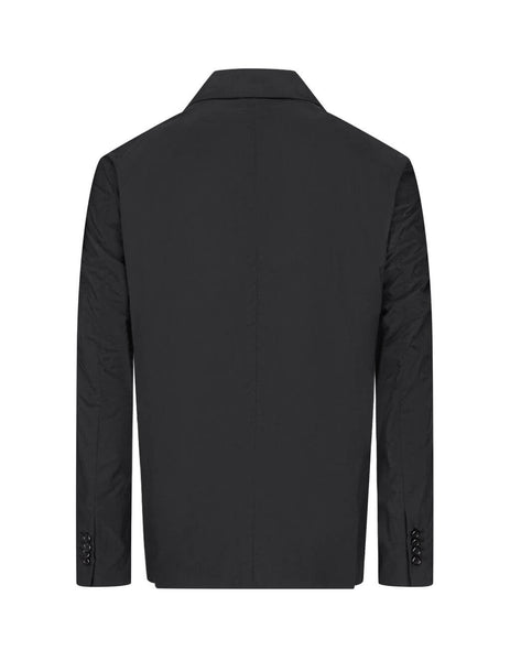 Men's Black Opening Ceremony Single Breasted Blazer YMEN002F20FAB0021000