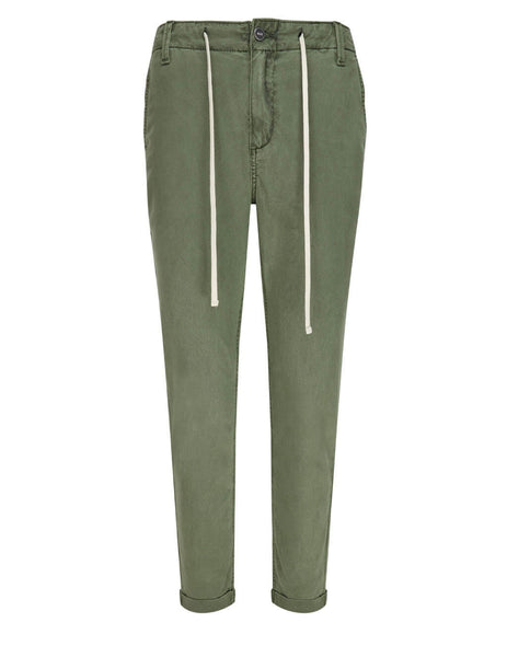 Women's PAIGE Christy Pants in Vintage Coastal Green - 5659G42-8087