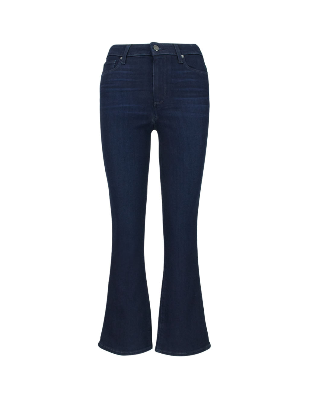 PAIGE Women's Giulio Fashion Telluride Claudine Ankle Flare Jeans 560F467475W7475