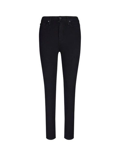 PAIGE Women's Giulio Fashion Black Margot Ultra-Skinny High Rise Jeans 20985212139