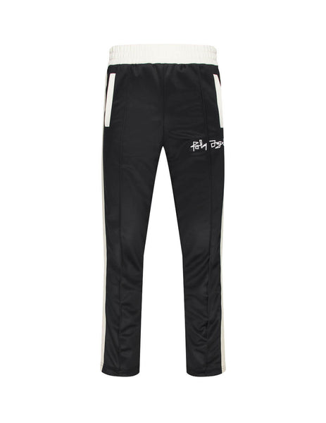 Palm Angels Men's Giulio Fashion Black Desert Skull Track Pants PMCA084F20FAB0011084