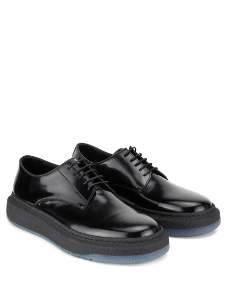 Soane Leather Derby Shoes