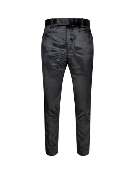 Paul Smith Men's Giulio Fashion Black Gent's Formal Trousers M1R199TA0075479