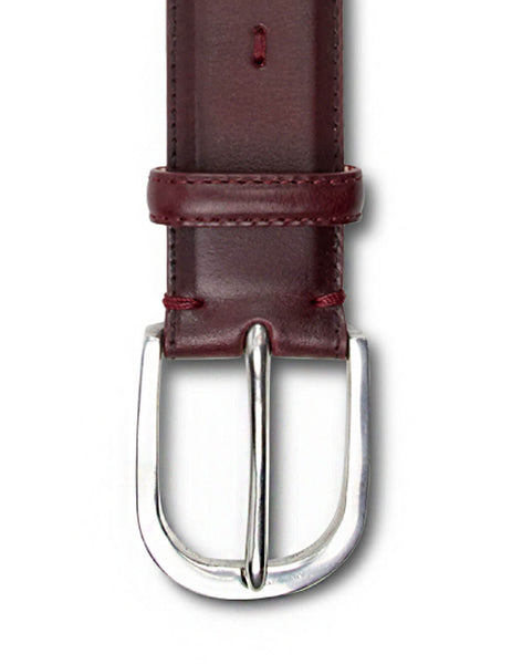 Paul Smith Men's Giulio Fashion Burgundy Story Collection Belt M1A5777ACOLSB28