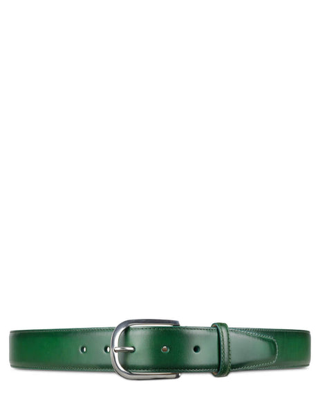 Paul Smith Men's Giulio Fashion Green Story Collection Belt M1A5777ACOLSB30
