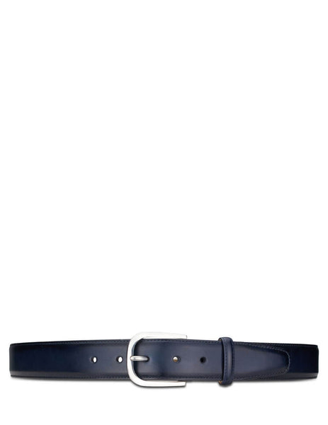 Paul Smith Men's Giulio Fashion Navy Story Collection Belt M1A5777ACOLSB47