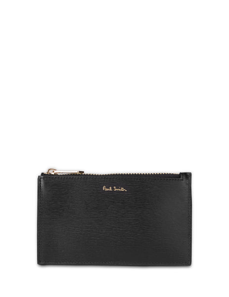 Paul Smith Men's Giulio Fashion Black Wallet Pouch M1A5817ASTRGR79