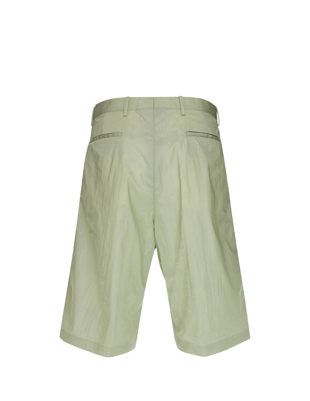 Paul Smith Men's Giulio Fashion Green Wide Shorts M1R-992T-A01038-34