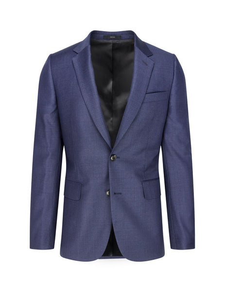 Paul Smith Men's Giulio Fashion Navy Woven Tailored Suit M1R1439A0074349