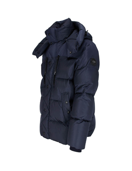 Men's Polo Ralph Lauren RLX Down Padded Jacket in Classic Chairman Navy - 784825216001