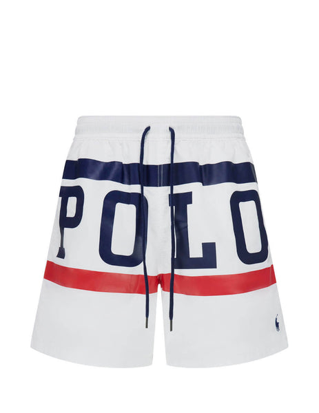 Polo Ralph Lauren Men's Giulio Fashion 14cm Traveler Swim Shorts 710793385001
