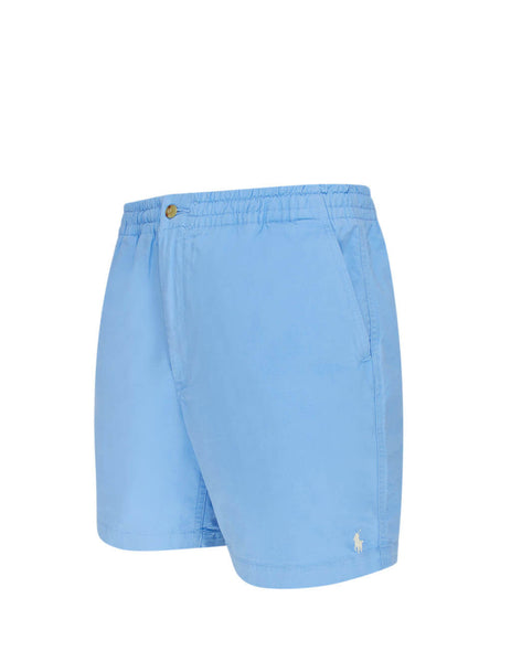 Polo Ralph Lauren Men's Giulio Fashion Blue Lagoon Classic Prepster Shorts 710644995018