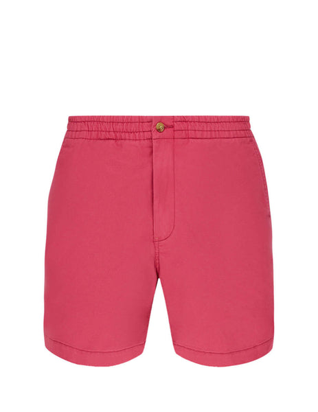 Polo Ralph Lauren Men's Giulio Fashion Nantucket Red Classic Prepster Shorts 710644995025