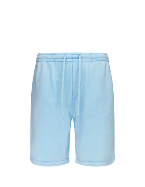 Polo Ralph Lauren Men's Giulio Fashion Blue Cotton Spa Terry Shorts 710704271007