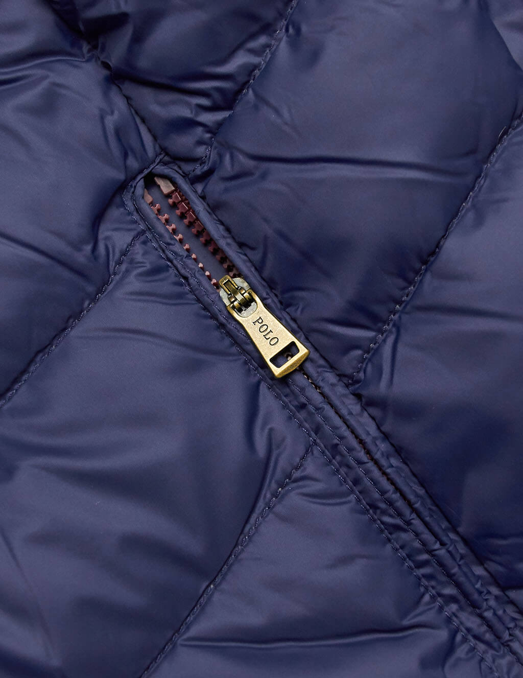 86713ce78 Polo Ralph Lauren Packable Quilted Down Jacket | GIULIOFASHION.COM ...